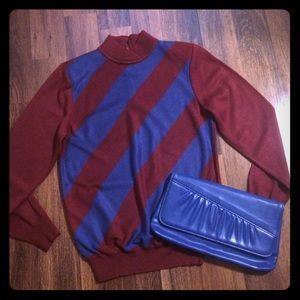🦋2/$10 or 5/$20 Vintage 70s Wool Sweater